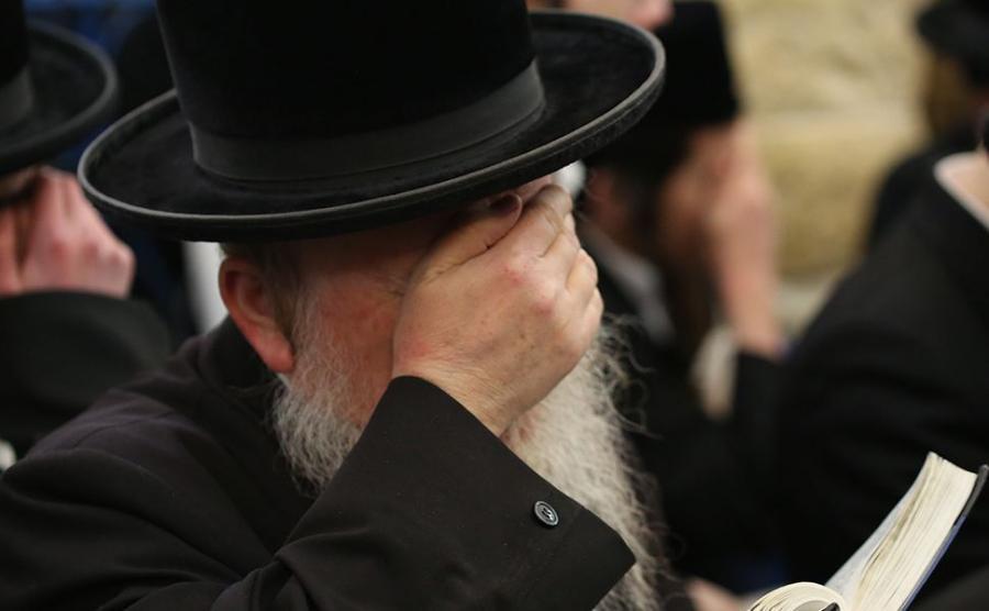 Żydowski rabin
