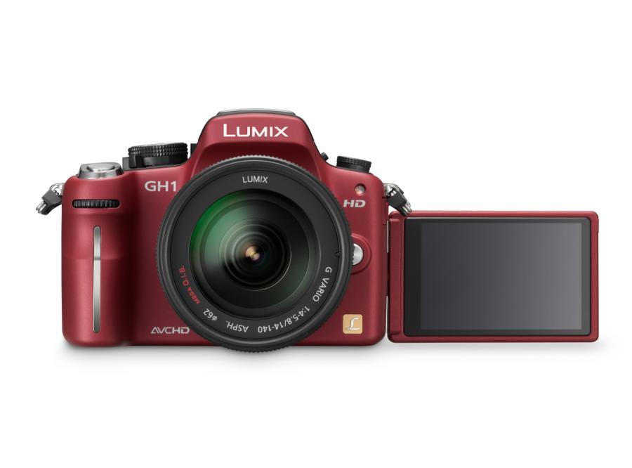 Nowy aparat od Panasonica