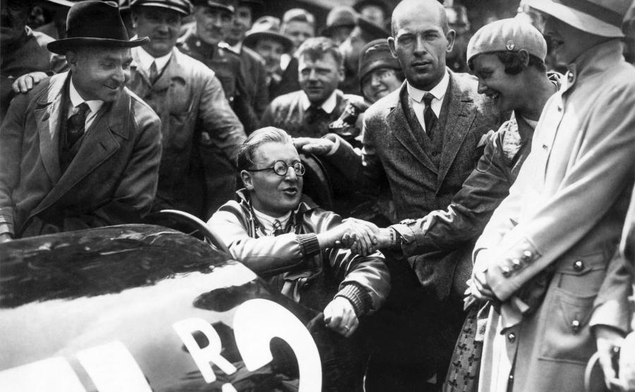 Fritz von Opel za kierownicą RAK 2