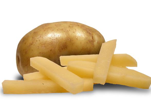 Moc zaklęta w ziemniaku