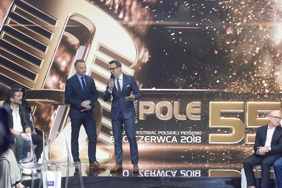 Maciej Kurzajewski oraz Rafał Patyra poprowadzą koncert piłkarski