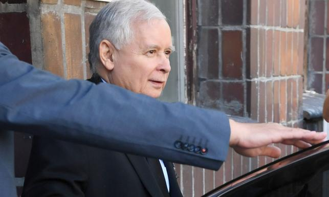 Jarosław Kaczyński wróci do szpitala? \