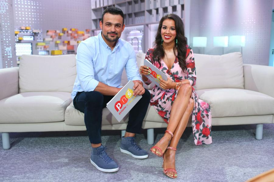 Macademian Girl i Robert El Gendy w \