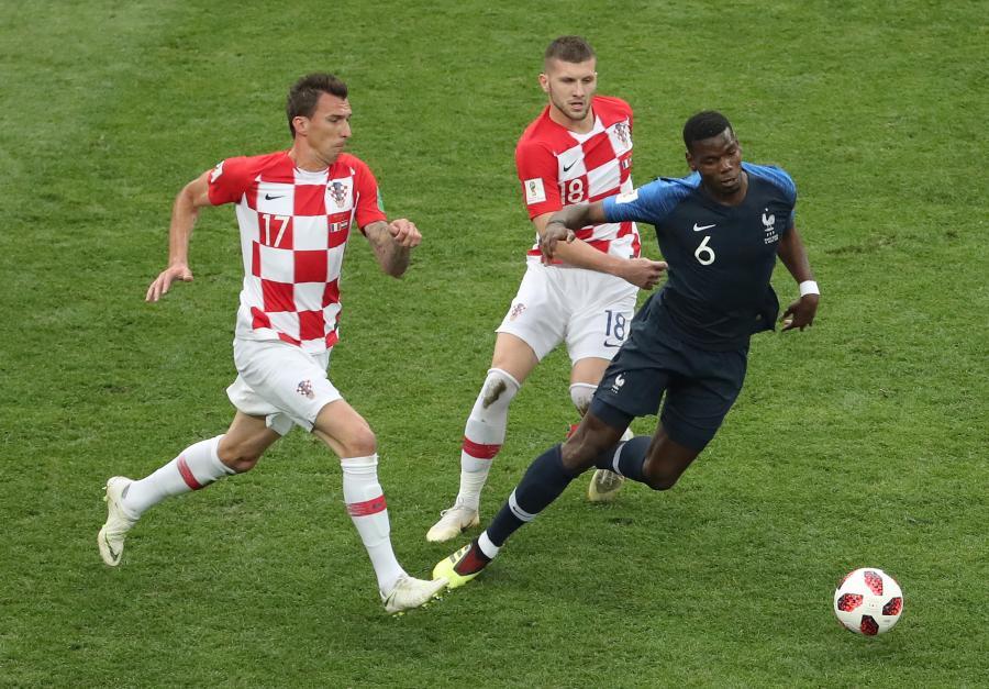 Francja - Chorwacja