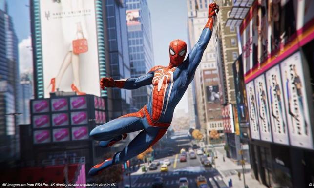 Człowiek-Pająk wskakuje na PS4. Rewolucji nie ma, ale gra jest fajna
