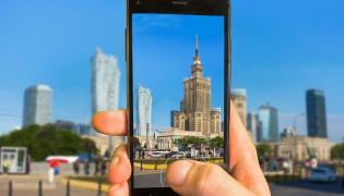 Warszawa w telefonie