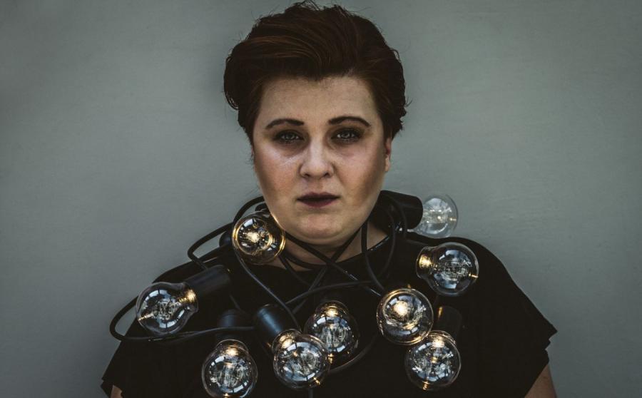 Sandra Borowiecka Fot. Maksymilian Rigamonti