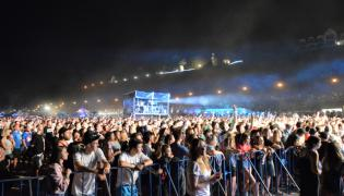 Polish Hip-Hop Festival odbył się w dniach 2-4 sierpnia na plaży w Płocku