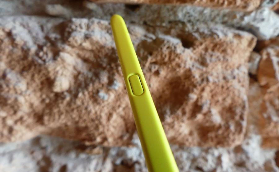Samsung Galaxy Note 9 - rysik