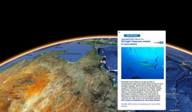 Wodny świat według Google'a