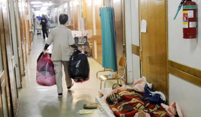 Rząd ma pomysł na szpitalną biedę