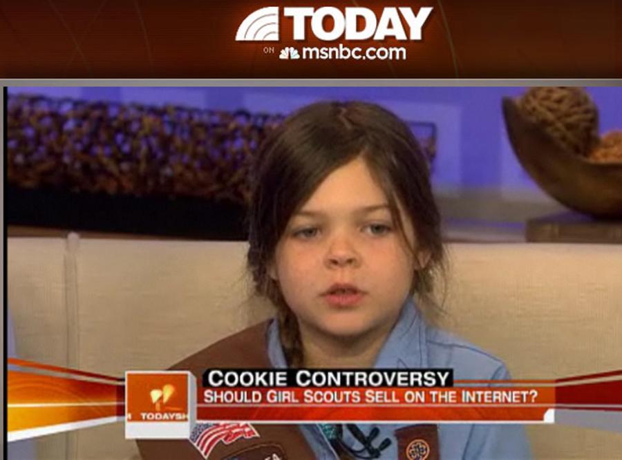 Zakazali skautce sprzedaży ciastek online