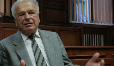 Kiszczak: Solidarność niczego nie wywalczyła