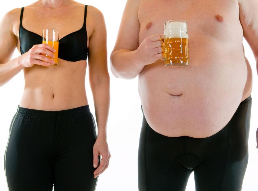 Chcesz schudnąć? Uważaj co pijesz!