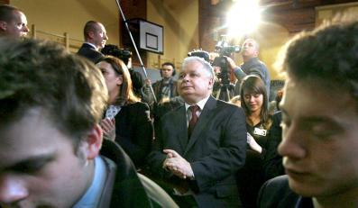 Nowy wizerunek Lecha Kaczyńskiego