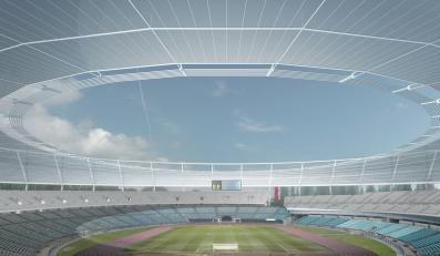 Zobacz jak będzie wyglądał stadion śląski