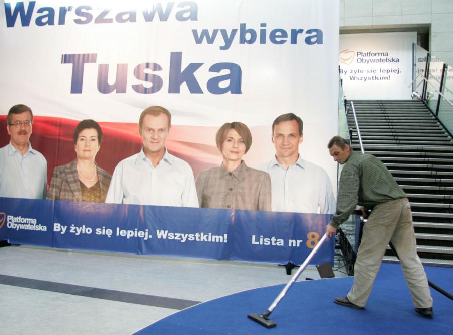 Polacy nie chcą dotacji dla partii