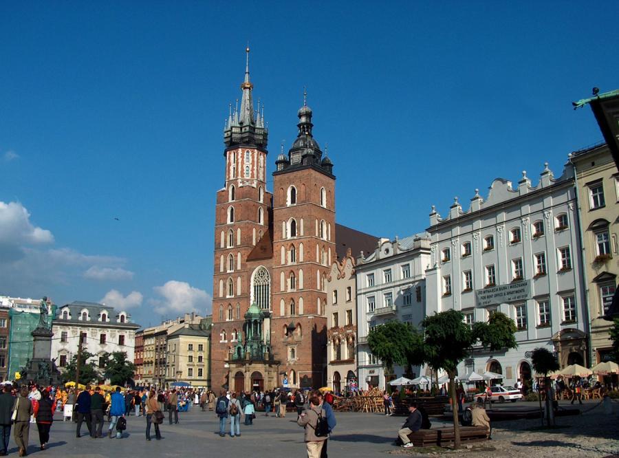 Kraków reklamuje się w CNN