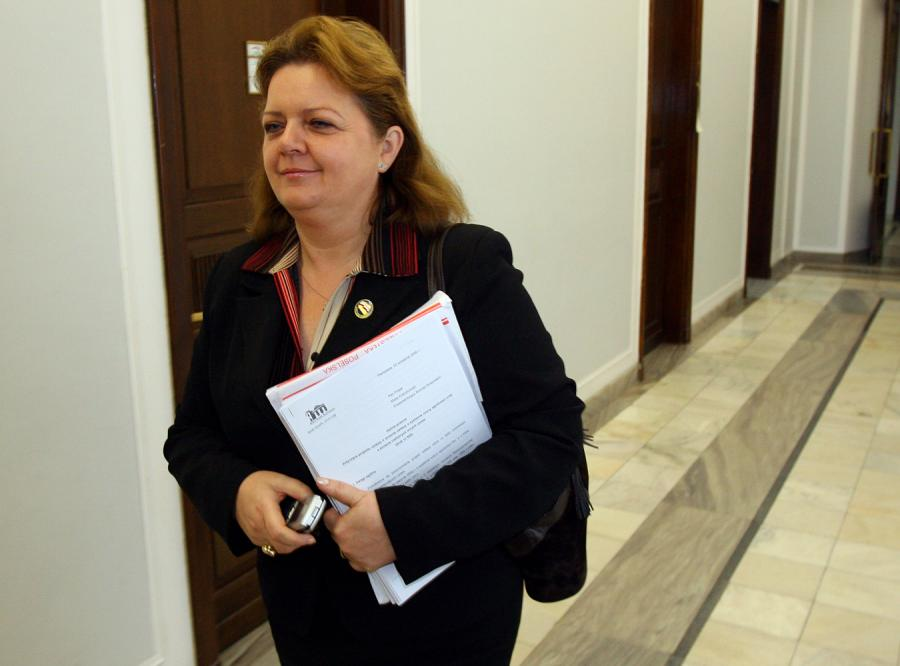 Renata Beger prawomocnie skazana