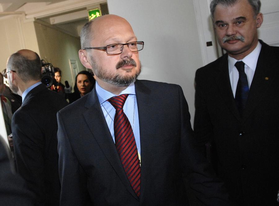 Polski negocjator szukał pomocy w Chinach