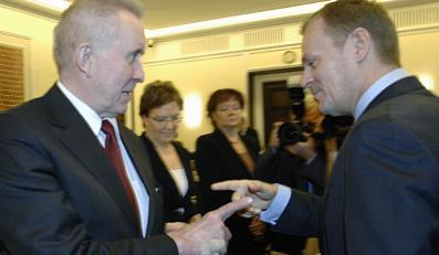Premier dał Czumie ultimatum