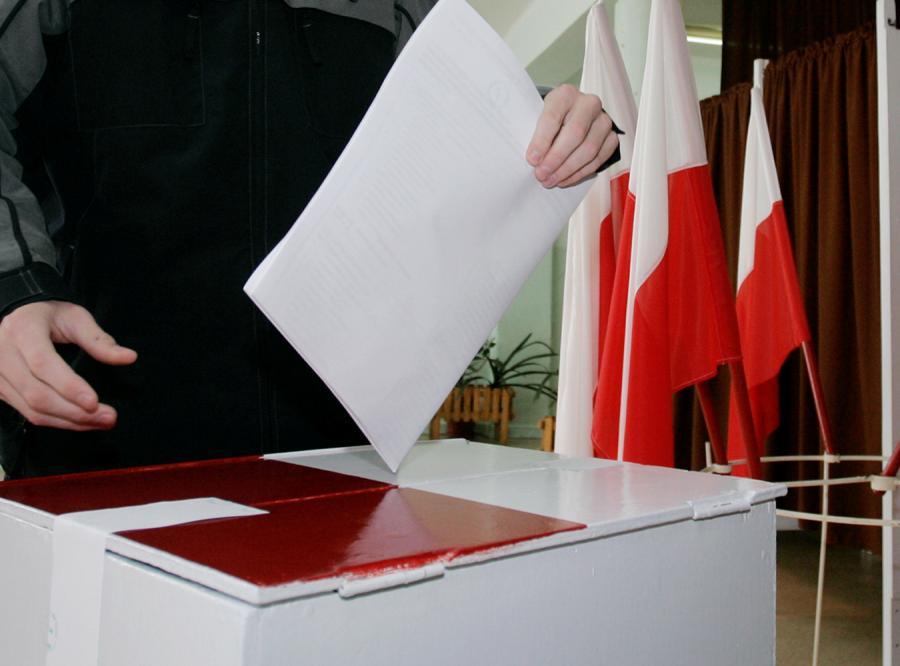 Przedterminowe głosowanie w Olsztynie