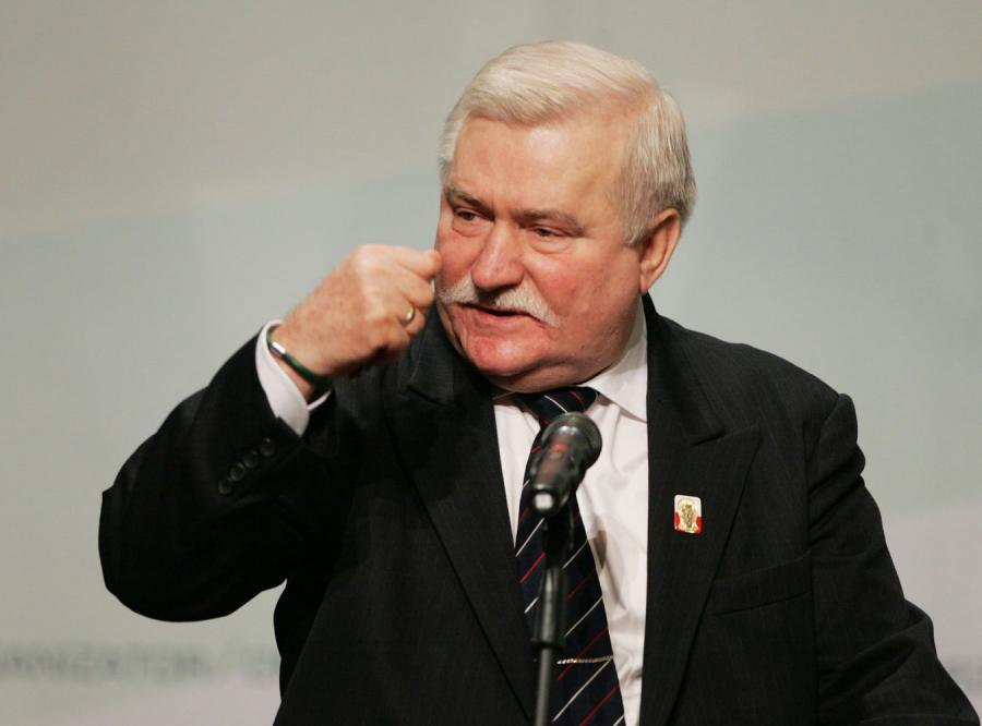 Wałęsa: IPN to nie miejsce dla wnuka ubeka