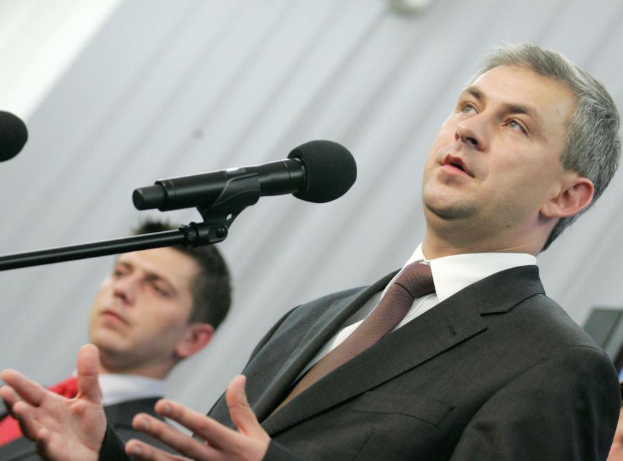 Szef SLD krytykuje prezydenta i rząd