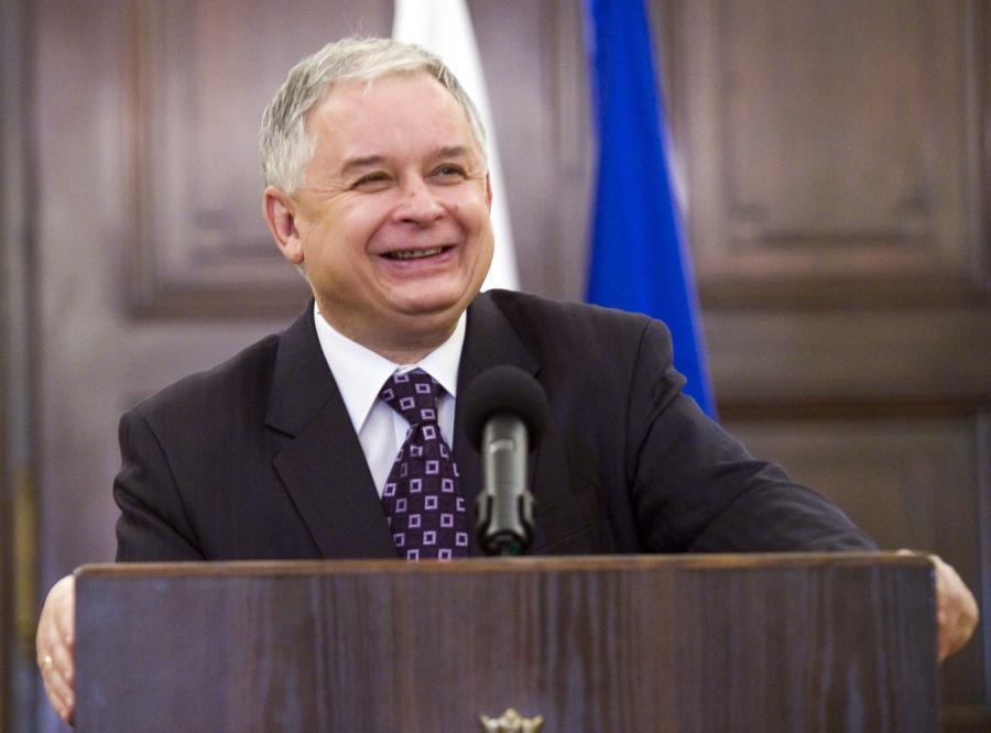 Co łączy Lecha Kaczyńskiego z Zambrowem? Nazwisko, a nawet... nazwiska, które - jak powiedział - nosi