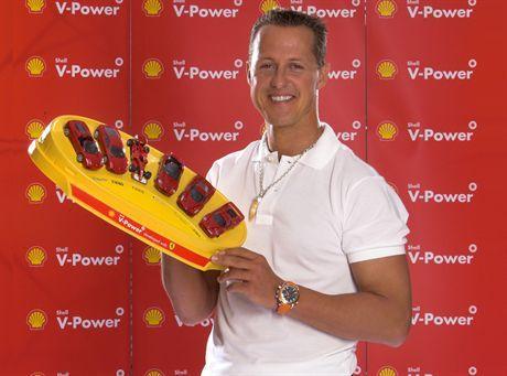 Schumacher zarabia wielkie pieniądze na emeryturze