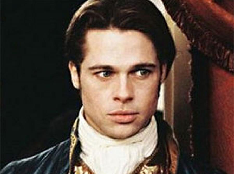 Brad Pitt jako Louis de Pointe du Lac