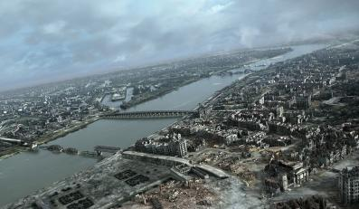 Warszawa w gruzach. Zobacz zwiastun filmu