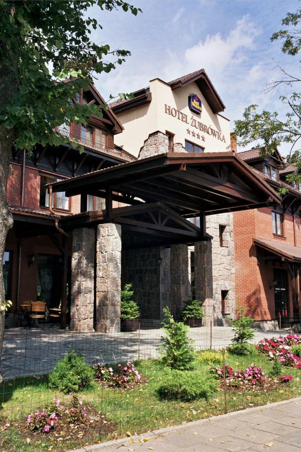 Nagroda w konkursie: Best Western Hotel  Żubrówka