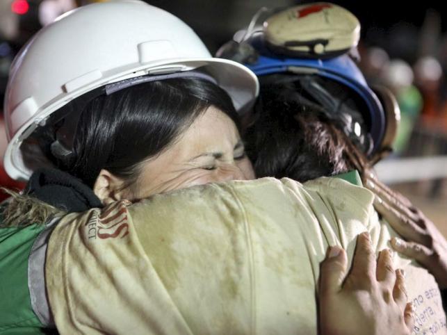 Akcja ratunkowa w kopalni w Chile