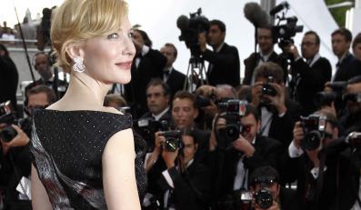"""Cate Blanchett na caneńskiej premierze """"Robin Hooda"""""""