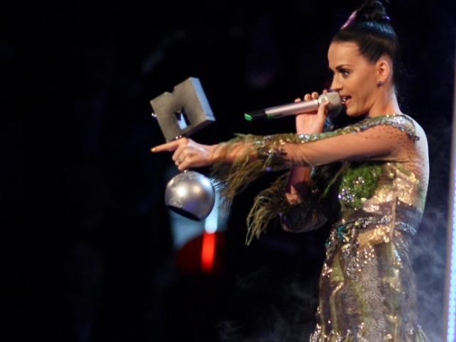 Katy Perry - aż pięć nominacji i tylko jedna statuetka