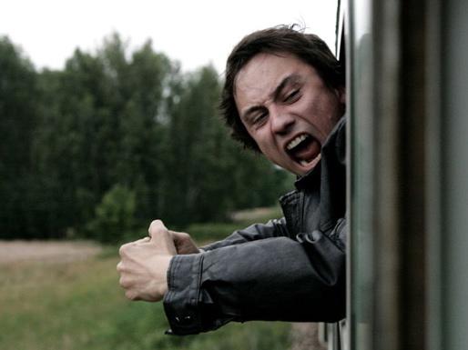 Rafał Maćkowiak w filmie \