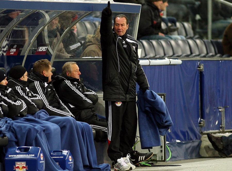 Trener Salzburga: I tak byliśmy lepsi od Lecha