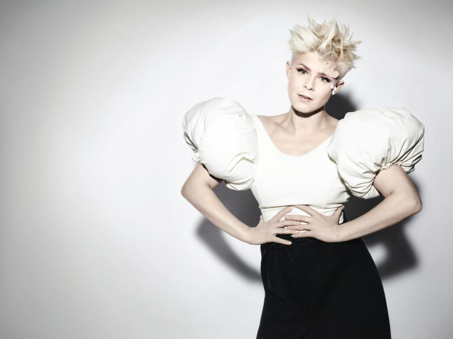 Robyn - kolejna gwiazda ze Szwecji