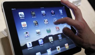 iPad, czyli gadżet dla zabieganych