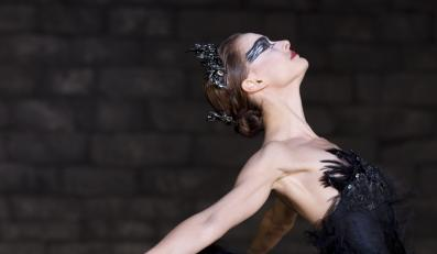 """Natalie Portmanw dramacie """"Czarny Łabędź"""""""