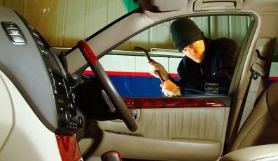 Zobacz, gdzie i jakie auta kradną złodzieje