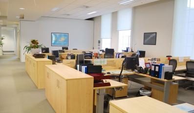 Biuro, zdjęcie ilustracyjne