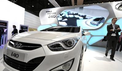Hyundai i40 w Polsce!