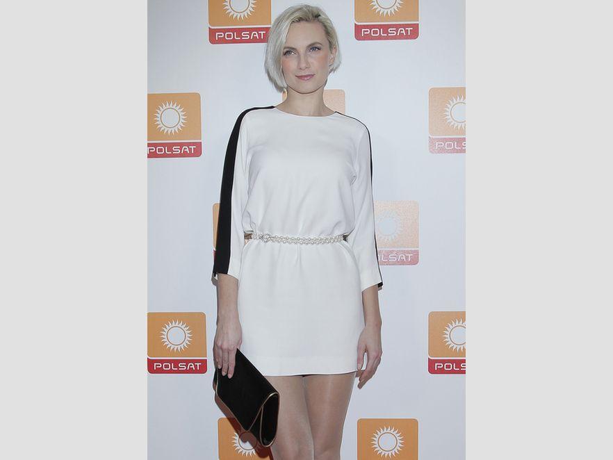Sylwia Gliwa w sukience z Zary