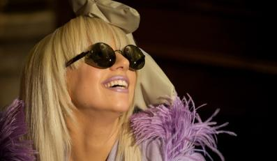 Gaga prowokatorka