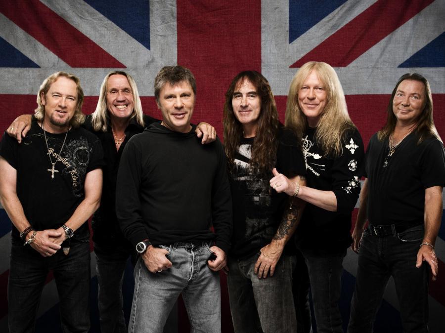 Iron Maiden – niezbyt piękne, więc wciąż żelazne dziewice