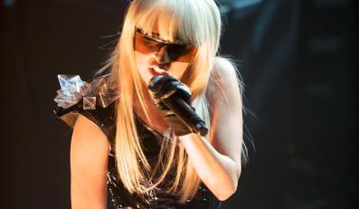 Lady Gaga płacze po Amy Winehouse