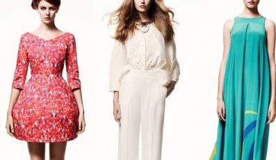 H & M - propozycje z kolekcji wiosna/lato 2011