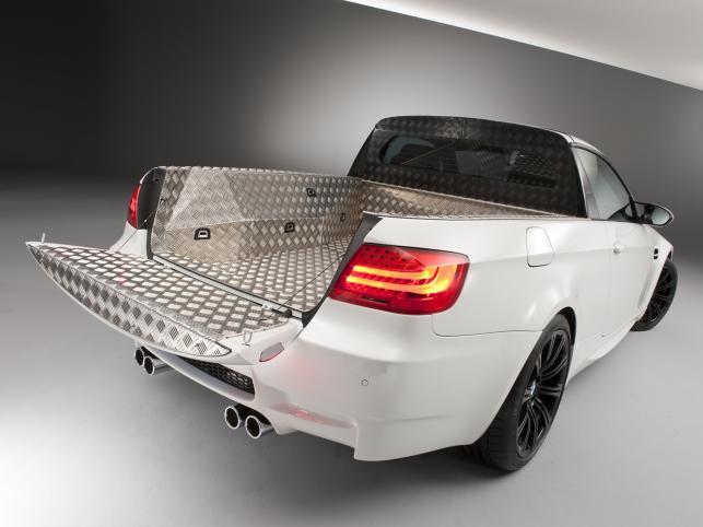 Pierwszy na świecie pickup o sportowych osiągach został stworzony w najściślejszej tajemnicy w centrum rozwoju BMW M GmbH